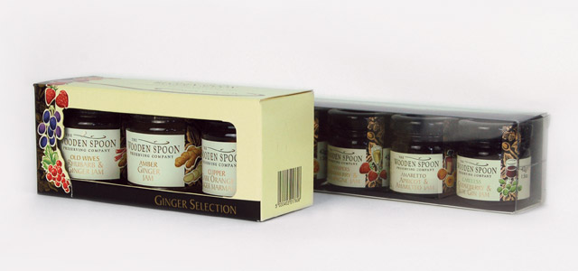 42g Marmalade Breakfast Pack  AND 113g Marmalade, Ginger and Boozy Selection Gift Boxes