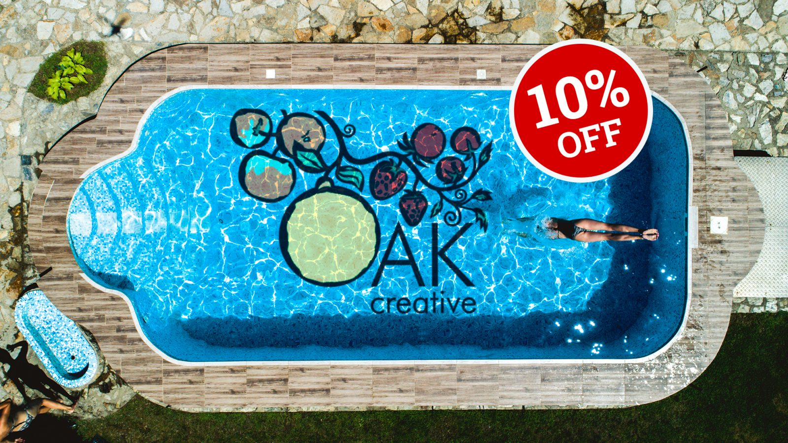 Oak Creative 10% Discount