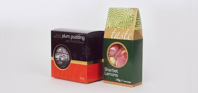 Spicers of Hythe Packaging Design