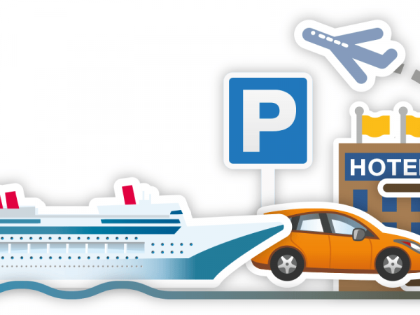 Holiday Extras Product Illustration