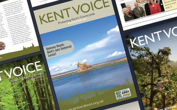 Magazine Design Services Kent