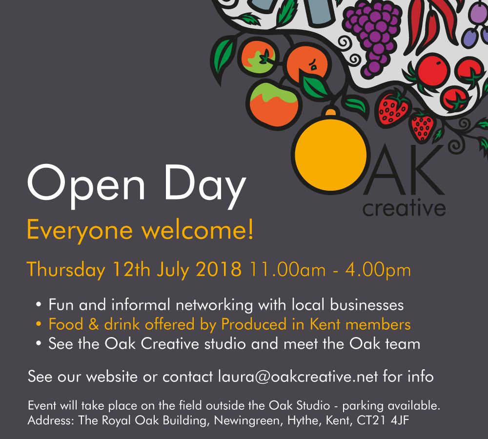 Oak Creative Open Day