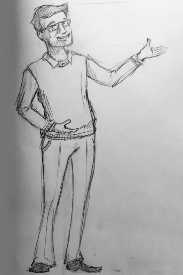 Sketch of Phil