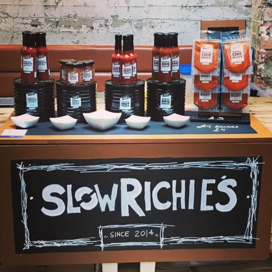 Slow Richie's Packaging Design by Oak Creative