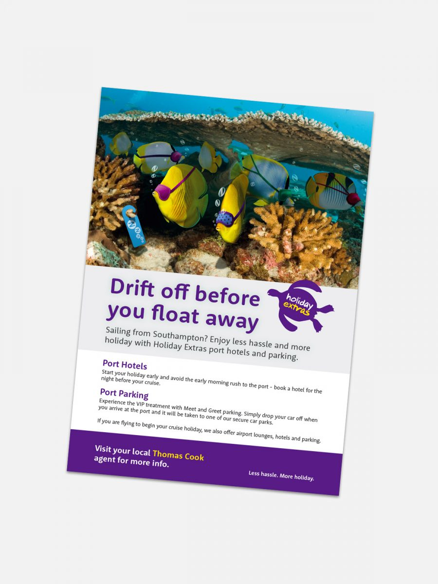Holiday Extras Design